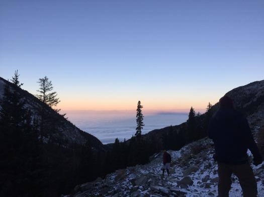 Blanca Peak - Lake Como Ascent